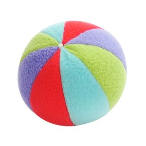 Fleece Ball Baby Toy by Kate Finn Australia