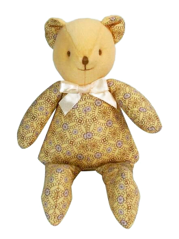 Honey Squeaker Bear Baby Toy