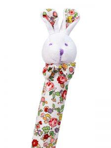Liberty Bunny Squeaker by Kate Finn Australia