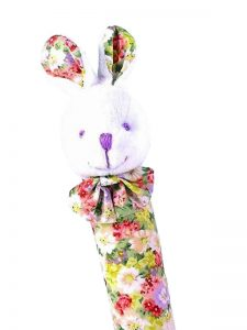 Martha Bunny Squeaker by Kate Finn Australia