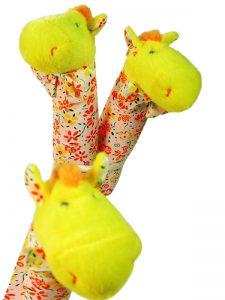 Marigold Pony Squeaker by Kate Finn Australia