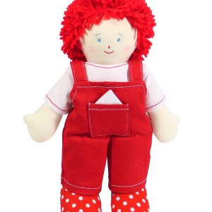Finnigan 28cm Rag Doll
