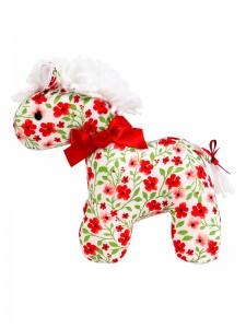 Poppy Mini Horse Baby Toy by Kate Finn Australia