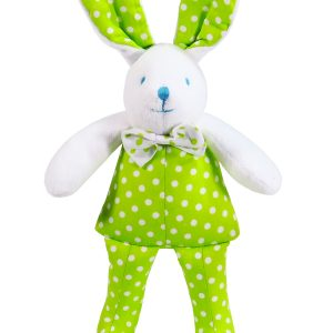 Bun Squeaker Baby Toy by Kate Finn