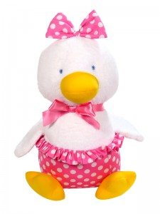 Ducky Swimmers Baby Toy Pink By Kate Finn