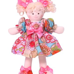 Mini Eva 21cm Rag Doll by Kate Finn Australia