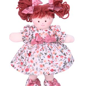 Mini Cammy 21cm Rag Doll by Kate Finn Australia