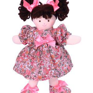 Mini Tilda 21cm rag Doll by Kate Finn Australia