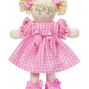 Mini Pen 21cm Rag Doll Pink by Kate Finn