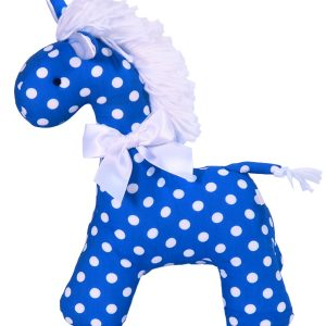 Royal Polka Dot Horse by Kate Finn Australia