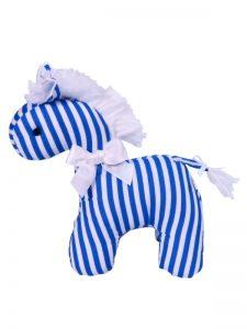 Royal Stripe Mini Horse by Kate Finn Australia