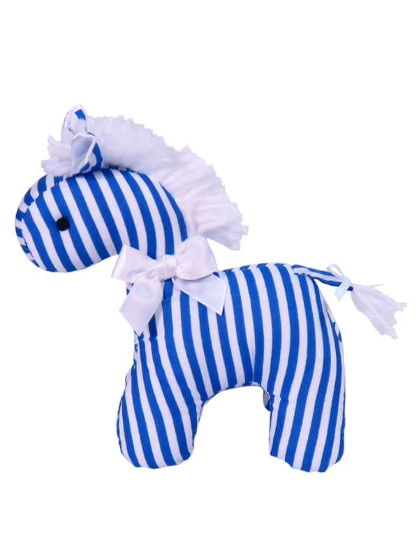 Royal Stripe Mini Horse by Kate Finn Australia
