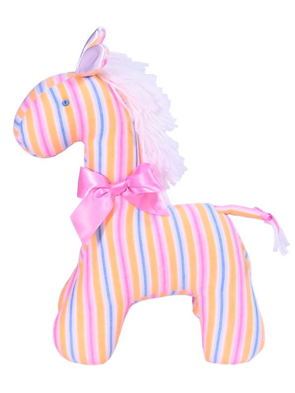 Sherbet Stripe Horse by Kate Finn Australia