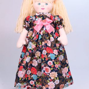 Candice 47cm rag Doll Designed and Sold by Kate Finn Australia
