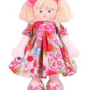 Olivia 39cm Rag Doll by Kate Finn Australia