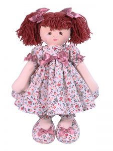 Camille 39cm rag Doll by Kate Finn Australia