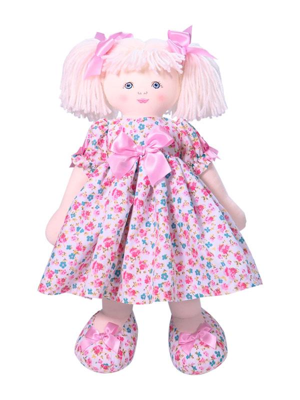 Emma 39cm Rag Doll Designed by Kate Finn