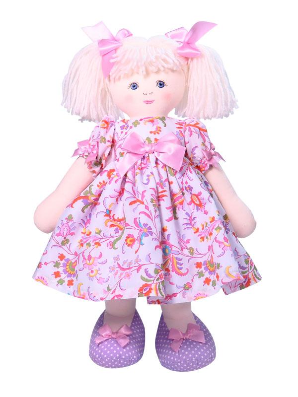 Lily 39cm Rag Doll Designed by Kate Finn