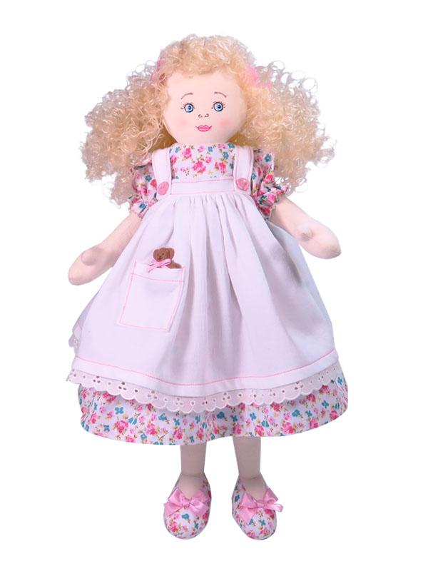 Goldilocks 47cm rag Doll Designed and Sold by Kate Finn