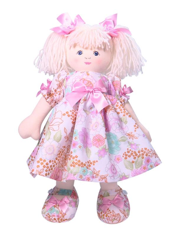 Amelia 39cm Rag Doll Designed by Kate Finn