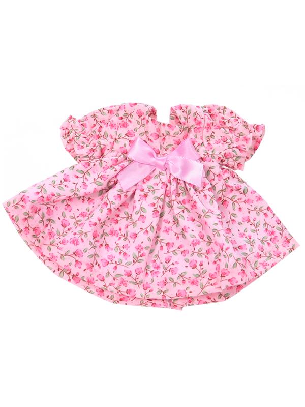Rosebud Dress 21cm Rag Dolls Designed by Kate Finn