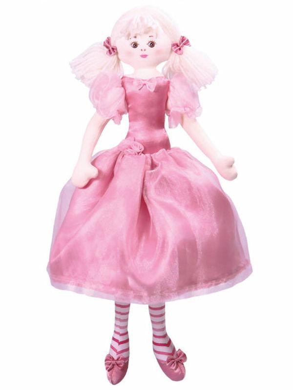 Rosalie 45cm rag Doll Designed and Sold by Kate Finn