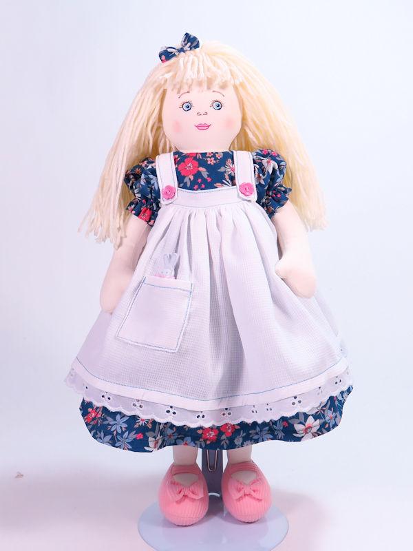 Alice 47cm Rag Doll