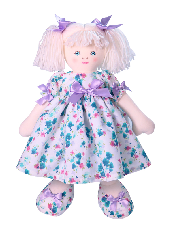Millie 39cm Rag Doll Designed by Kate Finn