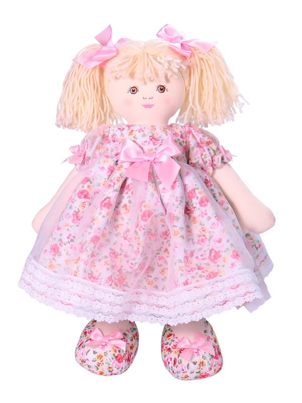 Rosemarie 39cm Rag Doll by Kate Finn