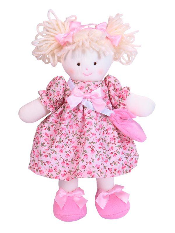Tooth Fairy 22cm rag Doll Designed by Kate Finn