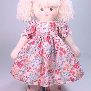 Blossom Rag Doll by Kate Finn Australia