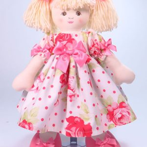 Ava 39cm Rag Doll Sold by Kate Finn