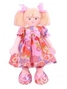 Maeve 39cm rag Doll Designed and Sold by Kate Finn Australia