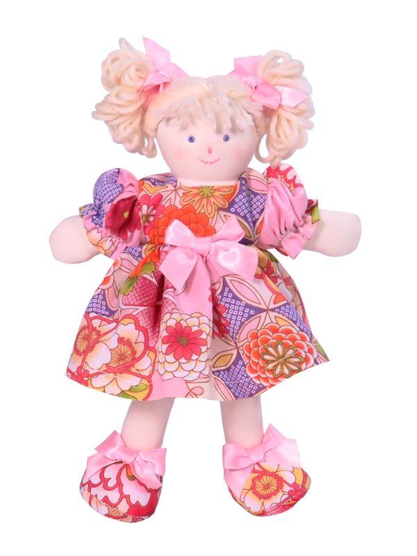 Mini Mae 21cm Rag Doll Designed and Sold by Kate Finn Australia