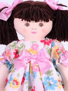 Matilda 39cm Rag Doll Designed by Kate Finn