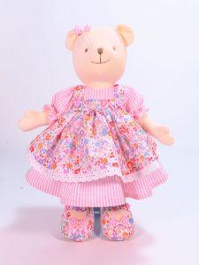 Blossom 41cm Bear Designed and Sold by Kate Finn Australia