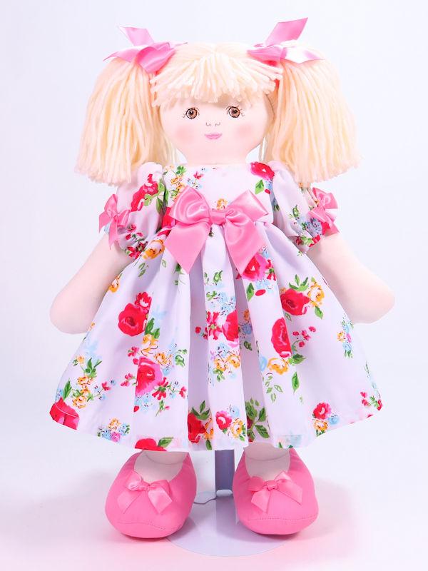 Valentina 39cm Rag Doll