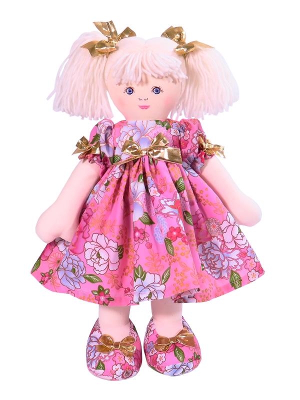 Bess 39cm Rag Doll Designed by Kate Finn Australia