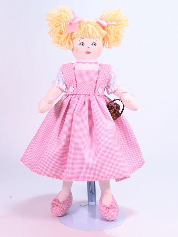 Goldilocks 47cm Rag Doll