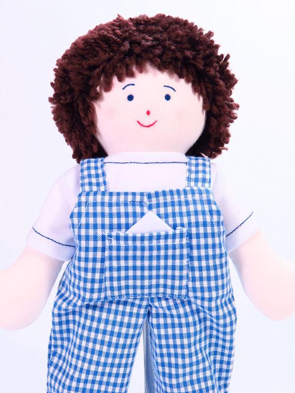 Joey 28cm Rag Doll by Kate Finn Australia