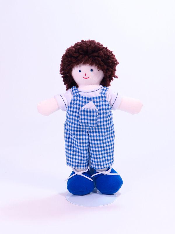 Mini Jo 21cm Rag Doll