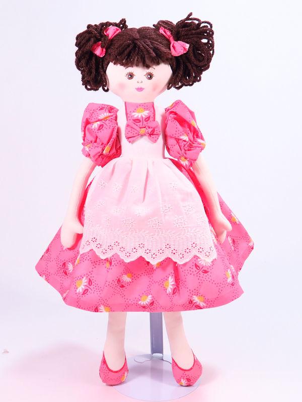 Daisy 40cm Rag Doll