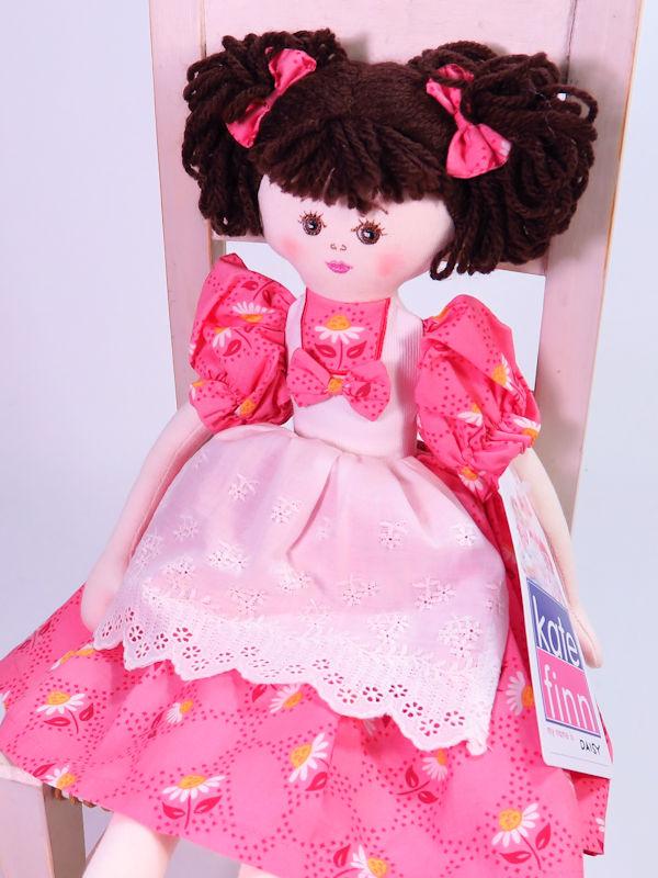 Daisy 40cm Rag Doll by Kate Finn