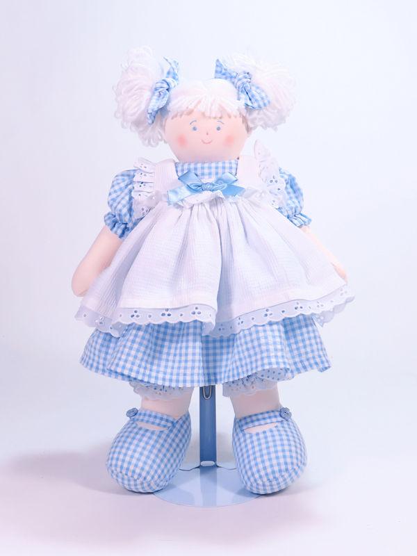 Bluebell 41cm Rag Doll