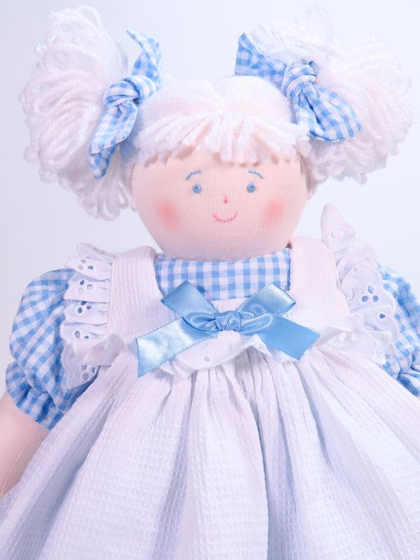 Bluebell 41cm Rag Doll by Kate Finn