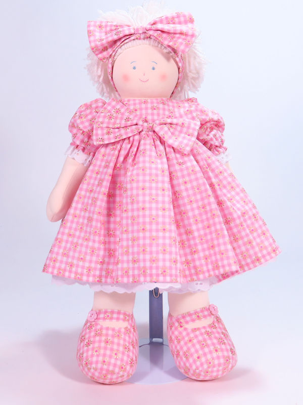 Spangle 41cm Rag Doll