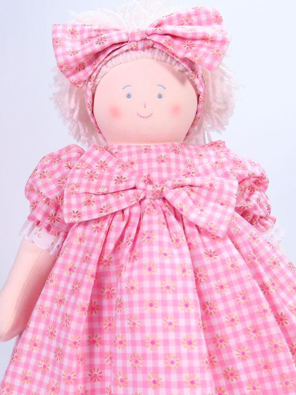 Spangle 41cm Rag Doll by Kate Finn