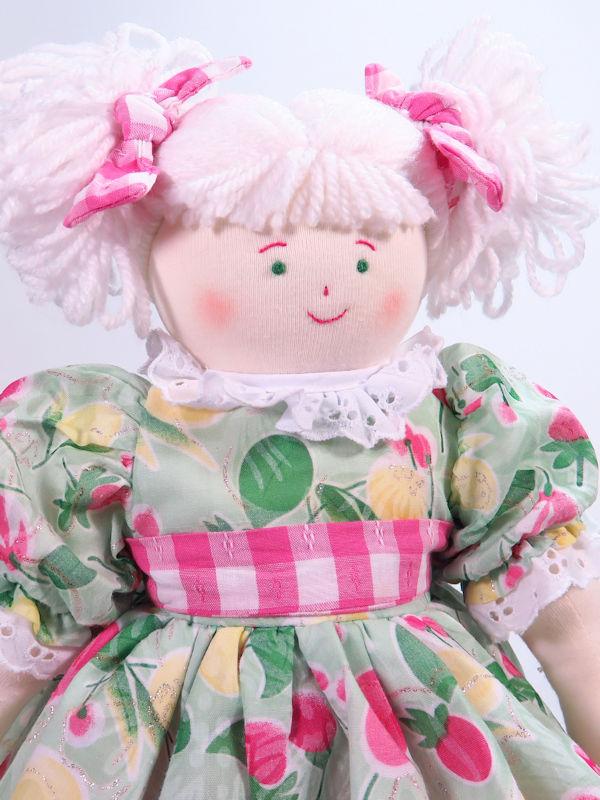 Tootsie 39cm Rag Doll by Kate Finn