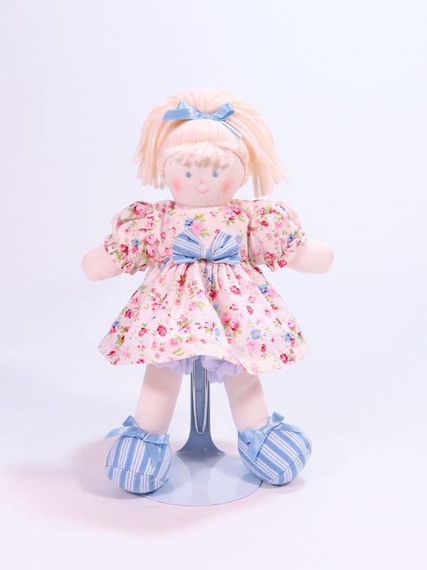 Mini Rosa 21cm Rag Doll