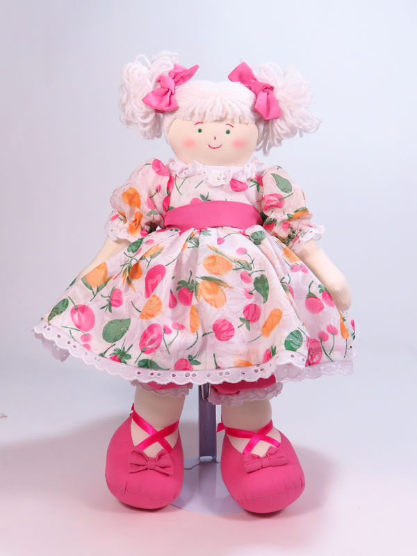 Tulip 39cm Rag Doll